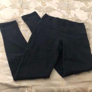 Lululemon warm cotton leggings